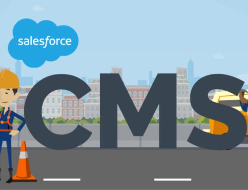 Pardot Email Builder-Set Up Your Salesforce CMS