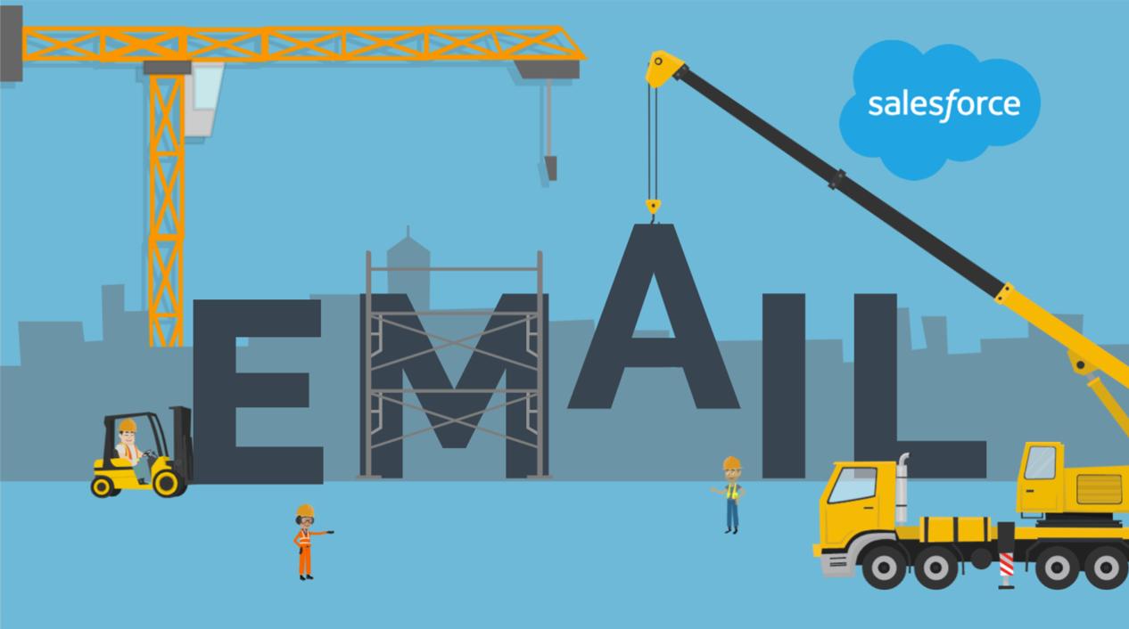 Salesforce Pardot Email Builder