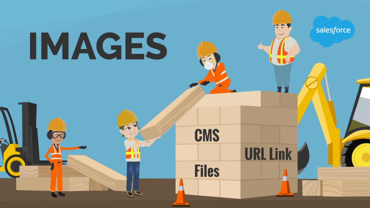 Pardot Email Builder Images