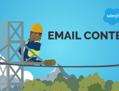 Pardot Email Content – Sending an Email