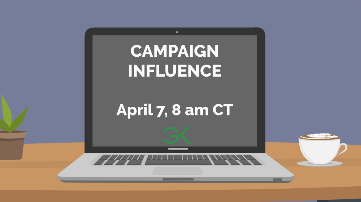 campaign influence