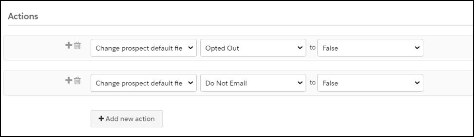 pardot mailability automations