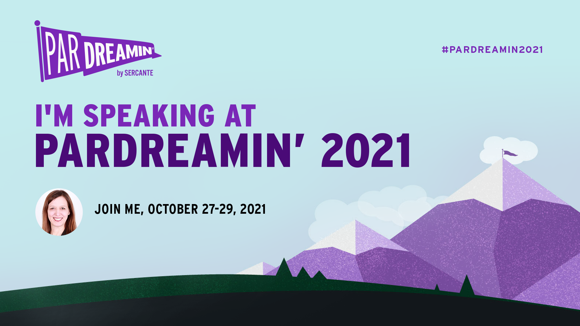Jen Kazin ParDreamin 2021